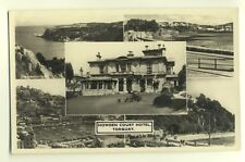 tp5008 - Devon - Multiview of Torquay for Howden Court Hotel - postcard