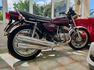 Kawasaki KH400 triple B3 Triple s1 s2 s3 excellent provenance