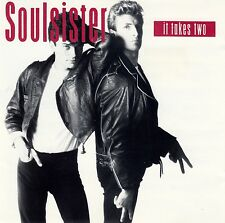 SOULSISTER : IT TAKES TWO / CD (EMI CDP 1192402)