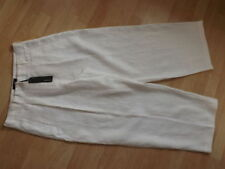 Linen Tailored 32L Trousers for Women