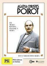Poirot Series 5 NEW R4 DVD