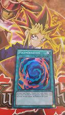 Carte Yu-Gi-Oh! Polymérisation LCJW-FR059 1st Super Rare Française