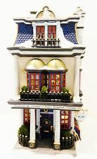 DEPT.56  CHRISTMAS IN THE CITY SERIES   TEAMAN & CRUPP CHINA SHOP ,  #58314