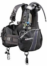 AQUATEC Scuba Diving BC BCD Buoyancy Compensator Scuba Dive Gear BC-65 size M