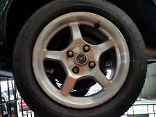 ford mondeo set of alloy 15'' mags and tyres