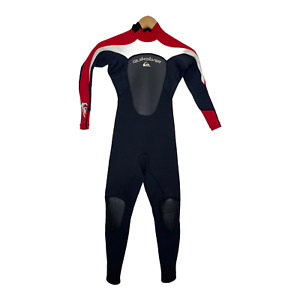 Quiksilver Childs Full Wetsuit Kids Size 10 Syncro 3/2 - Excellent Condition!