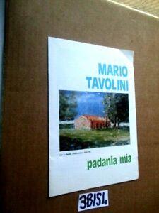 CATALOGO MARIO TAVOLINI PADANIA MIA      3BIS4)