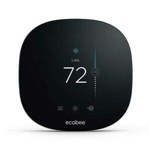 ecobee3 lite Smart Thermostat - Black