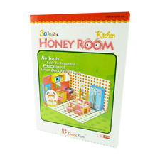 CubicFun - 3D Puzzle - Honey Room - Kitchen -  Dollhouse girls toys kids play