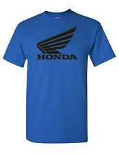t-shirt motorcycle cbr wing crf 1000 600 compatible With Honda t shirt tee