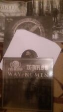 WAR 88/DIVISION TRIAD-way of numen-LP-black metal