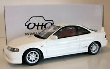 Véhicules miniatures blancs en résine pour Honda