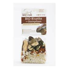 Pilze Wohlrab - BIO Risotto mit Steinpilzen - 175 g - 6er Pack