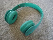 Very Nice Beats by Dr. Dre Solo HD Headband Headphones - Teal (Green)