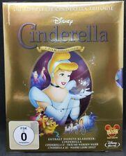 Cinderella Diamond Edition 2012 Trilogie Pack Blu Ray Video