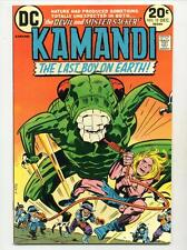 Kamandi #12    The Devil and Mister Sacker