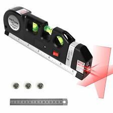 Laser Level Line Tool, Multipurpose Laser Level Kit Standard Cross Line Laser le
