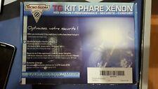 Kit conversione faro alogena in Xenon H4 h4 Tecno Globe tgsxenon