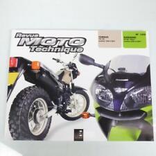 Revue technique d atelier E.T.A.I pour moto Yamaha 125 TW 1999 à 2001 N°123
