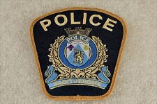 Original Saint-Jerome (Quebec, Canada) Police Patch
