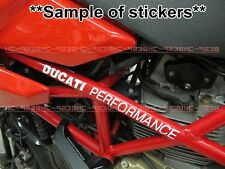 Motorcycle Sticker Decal for Ducati 996 1098 Monster Diavel Street Fighter #m8