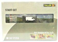 163704 Faller HO CAR-SYSTEM chassis-KIT TRANSPORTER #neu in OVP #