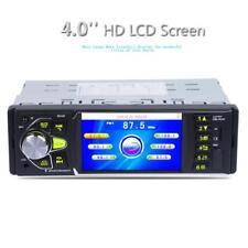 "4"" 1 Din Car Video Mp5 Radio Player FM HD LCD Display Car Audio MP3 IR Camera"
