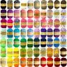 100g Knitting Yarn 8 Ply Super Soft Acrylic Crochet Craft Wool Balls Malli 8ply