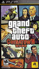 Grand Theft Auto: Chinatown Wars PSP New Sony PSP