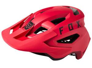 Fox Racing Speedframe MIPS MTB Mountain Bike Helmet Chili Red