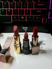 Luxury Lipstick x Trio YSL, Bite, LauraMercier sample NEW