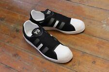 Y-3 X LOW adidas Yohji Yamamoto Black MeshQ34819 Mens Size US 8.5