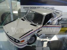 Genuine BMW 3.0 CSL Motorsport 1:18 Miniature Model Car 80432411550