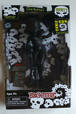 BeGoths Black First Shot Series 5 Doll -Delilah Blackheart -Comic Con Exclusive