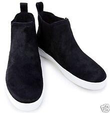 Michael Kors Boots Keaton Bootie chelsea Boot hair Calf negro talla 38,5! nuevo!