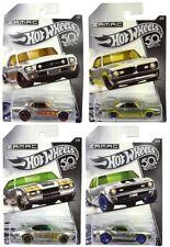 Hot Wheels 50th Anniversary Zamac LOT of 4 MOC *