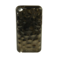 iSkin - Pebble - flexible slim-fitting cover - hülle - iPod touch 4 - carbon
