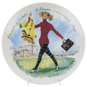 Francoise en pantalon 1960 Limoges Frauen des Jahrhunderts