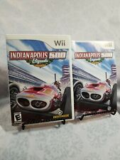 Indianapolis 500 Legends Wii Case And Manual Only