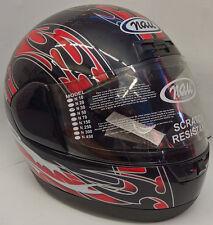 Casco moto Helmet Nau N30 The Knucker Talla / Size XXL
