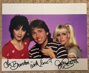 Joyce DeWitt autograph Three's Company 8 x 10 photo personalized