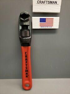 """Craftsman 9_ 43380 Pocket Socket 8"""" Adjustable Wrench  NOS USA"""