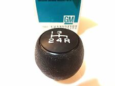 1982-1986 CHEVY S-10 TRUCK 4-SPEED SHIFT KNOB NOS, STILL IN THE ORIGINAL GM BOX!