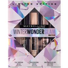 Maybelline Winter Wonderglam Mascara and Eyeliner Kit Cosmetics Beauty Skin Gift