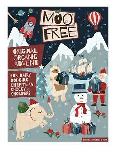 Moo Free Original Organic Advent Calendar 70g