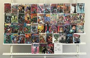 Wildcats Image 50 Lot Comic Book Comics Set Run Collection Box