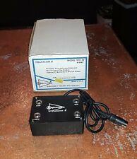 Sigtronics Transcom Ii Spo 42 4 Way Aviation Intercom.Excellent Condition!