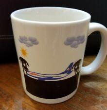 Preowned heat changing Aloha Airlines Coffee Mug