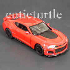 Kinsmart 2017 Chevy Camaro ZL1 1:38 Diecast Toy Car KT5399D Red