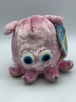 Disney On Ice Finding Pearl Pixar Pink Octopus Plush Kids Stuffed Toy Animal